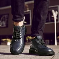 木林森男鞋休闲鞋男士运动鞋男跑步鞋冬季韩版潮百搭新款潮鞋子男