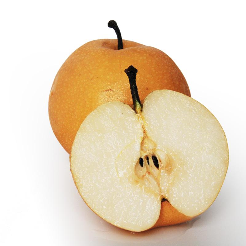 【山东特产】莱阳丰水梨黄金梨子时令新鲜水果10斤装包邮18年新果 可做雪梨膏 新鲜采摘 个大脆甜
