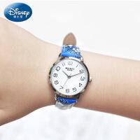 迪士尼儿童手表男孩小学生手表迪斯尼男童女孩防水米奇女童石英表