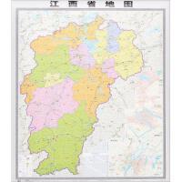 江西省地图 山东省地图出版社