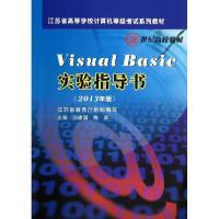 (2013)VISUAL BASIC 实验指导书 孙建国//海滨