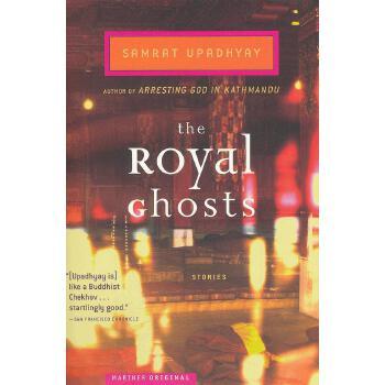 Royal Ghosts(ISBN=9780618517497) 英文原版