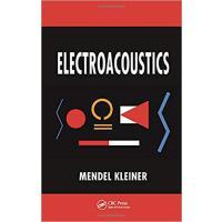 【预订】Electroacoustics 9781439836187