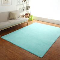 地毯客厅美式简约宜家卧室床边定制家用满铺沙发茶几榻榻米地毯