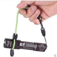 夜间探照灯户外照明手电筒家用可充电防身远射高亮迷你led强光手电筒