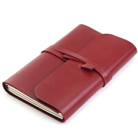 复古本子活页文具牛皮笔记本 手帐创意日记本生日礼物记事本