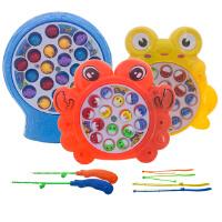 B BG ENSWEET 电动钓鱼玩具 捕鱼钓鱼亲子互动玩具早教游戏