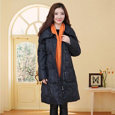 大码女装胖mm冬装大码外套新款修身鹅绒 发货周期:一般在付款后2-90天左右发货,具体发货时间请以与客服协商的时间为准