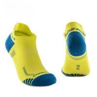 2双装户外运动袜精英袜男女多功能跑步船袜coolmax速干袜女士短袜