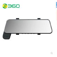 360行车记录仪标准升级版 J501C 安霸A12 高清夜视 WIFI连接 智能管理 黑色 送16G存储卡