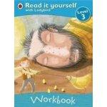 Ladybird Read It Yourself: Level 3 Workbook 小瓢虫分级阅读第三级练习册