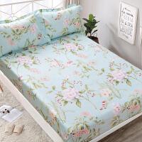 床笠单件全棉床垫套1.51.8m床席梦思保护套纯棉婴儿床单儿童定制