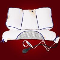 颈椎枕头修复颈椎牵引热敷治劲椎病人热疗护颈圆形枕