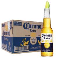 墨西哥进口 科罗娜(Corona)啤酒 330ml*24瓶