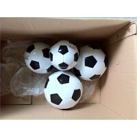 足球小学生 2号3号4号5号足球 儿童黑白足球 装饰球操足球 2号3号4号5号 黑白1套