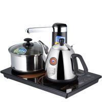 KAMJOVE/金灶 T-800A 自动上水电热水壶套装 加水抽水三合一茶具
