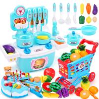儿童做蛋糕儿童玩具女孩1一2岁女宝宝男孩切菜玩具蛋糕切切乐套装