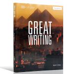 正版现货 Great Writing Foundations Text with Online Access Code