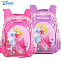 Disney/迪士尼 白雪公主小学生1-4年级双肩卡通减负书包PB0353