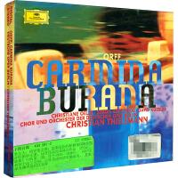 新华书店原装正版古典音乐00289 453 587-2 ORFF:CARMINA BURANA奥尔夫 博伊伦之歌CD