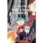Hilda and the Stone Forest (Hildafolk) 9781911171713