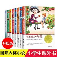 国际大奖小说系列全10册一百条裙子 苹果树上的外婆 桥下一家人 三四年级课外阅读必读书五六年级课外阅读推荐书籍五毛钱的