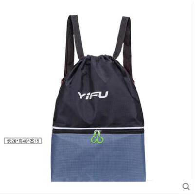 游泳包简约干湿分离包沙滩袋男女泳衣收纳袋海边儿童游泳装备用品 品质保证 售后无忧