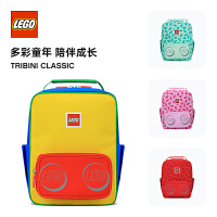 LEGO乐高新款儿童书包休闲背包男女孩3-12岁小学生双肩包 20133