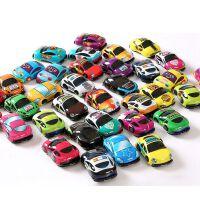 回力小汽车儿童小玩具男孩塑料2-6岁玩具车宝宝创意个性迷你汽车