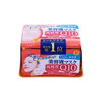 【网易考拉】KOS? 高丝 Q10提拉精华素紧致保湿滋润面膜 30片/盒