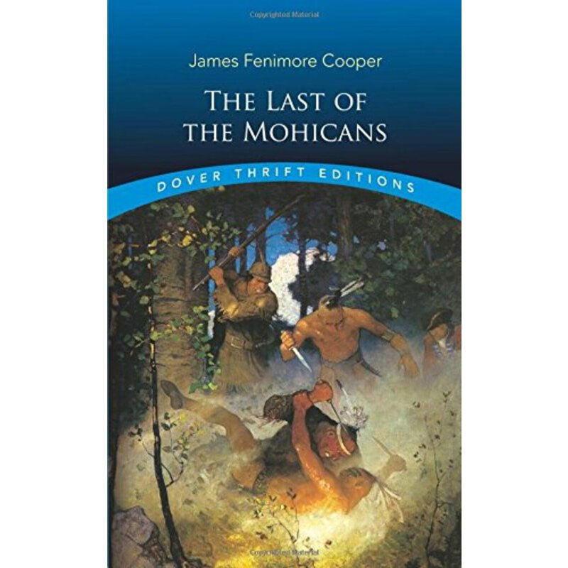 The Last of the Mohicans( 货号:9780486426785)