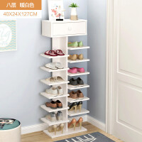 多层简易鞋架省空间家用鞋柜简约现代家里人经济型门口小鞋架J