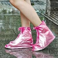 鞋套雨靴防水防雨防滑加厚儿童男女旅游登山旅游防雨鞋套雨伞雨具