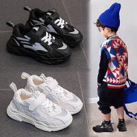 男童鞋子秋款女童板鞋小孩休闲韩版儿童运动鞋