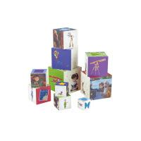 【限时购】Hape小王子情景套盒18个月以上早教益智婴幼玩具木制玩具824691