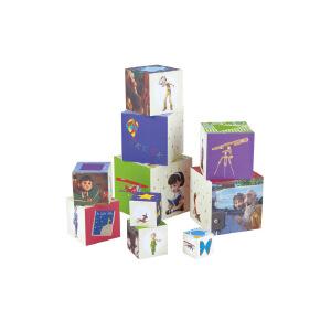 Hape小王子情景套盒18个月以上早教益智婴幼玩具木制玩具824691