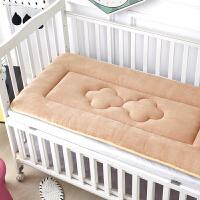 宝宝儿童幼儿园加厚床垫午睡婴儿床榻榻米垫被床褥子定做冬夏两用T