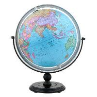 【正版现货】博目地球仪:30cm中英文政区地球仪(万向支架) 北京博目地图制品有限公司 9787503040337 测