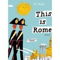 【预订】This is Rome A Children's Classic