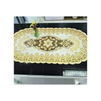 简欧式烫金桌布PVC免洗茶几垫餐桌布台布桌垫餐垫
