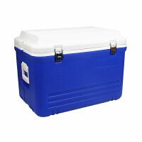 超大65L62L保温箱冷藏箱快餐外卖钓鱼户外家用车载烧烤