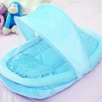 夏季婴儿蚊帐 儿童蚊帐 折叠落地蒙古包 蚊帐 绒布抱被 婴儿防蚊