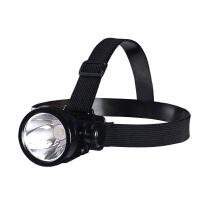 头灯强光充电头戴式迷你超轻户外打猎夜钓矿工照明防水锂电池 白光(防普通小雨,暴雨不可用)
