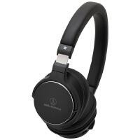 铁三角(Audio-technica)ATH-SR5BT 便携头戴式无线蓝牙耳机 黑色