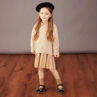 儿童皮鞋女公主鞋时尚小女孩中女童皮鞋