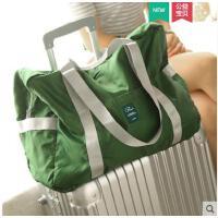 收纳包女式行李袋行李箱挂包大容量简约旅行户外折叠包便携收纳袋手提袋