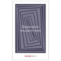 【Vintage Minis迷你人类学】Depression,忧愁 威廉斯泰伦William Styron作品节选 英文原版小说