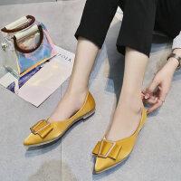 户外时尚女士单鞋韩版休闲百搭平底鞋舒适气质女鞋