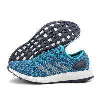 adidas阿迪达斯男鞋跑步鞋2018年新款爆米花PureBOOST运动鞋BA8895