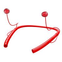 跑步运动苹果蓝牙耳机无线耳塞式重低音7plus/8P超长待机适用于oppo通用女挂脖颈挂入耳式双耳 标配